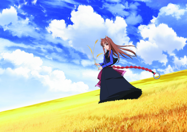 ©ISUNA HASEKURA/ASCII MEDIA WORKS/Spice and Wolf PRODUCTION COMMITTEE