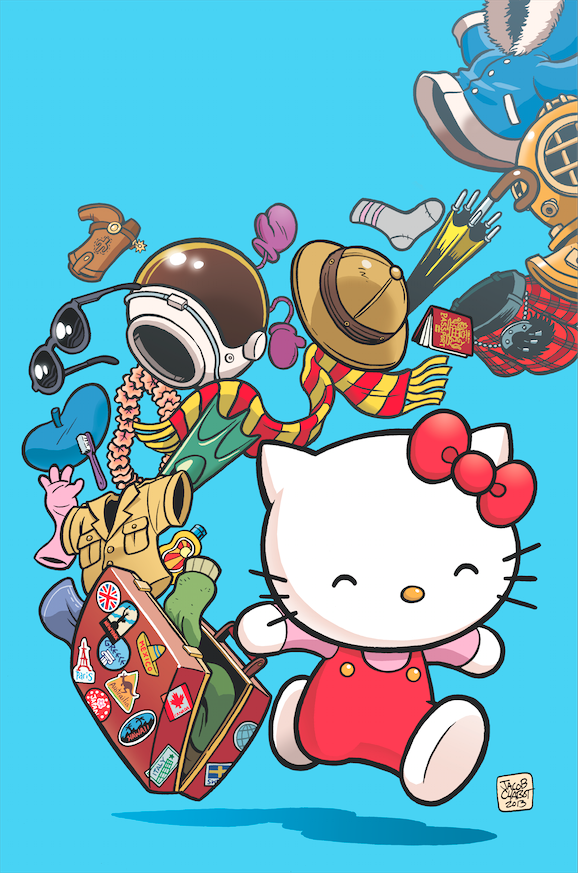 © 1976, 2014 SANRIO CO. LTD