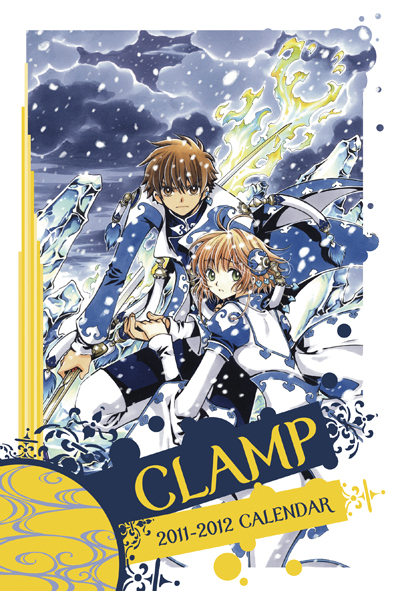 CLAMP_CALENDRIER_2011_