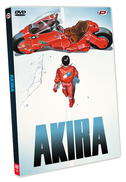 "Based on the graphic novel ""AKIRA"" by Katsuhiro Otomo First published by ""Young Magazine"", Kodansha Ltd. © 1988 MASHROOM / AKIRA COMMITTEE All Rights Reserved"