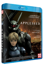 APPLESEED © 2004 MASAMUNE SHIROW / SEISHINSHA APPLESEED FILM PARTNERS