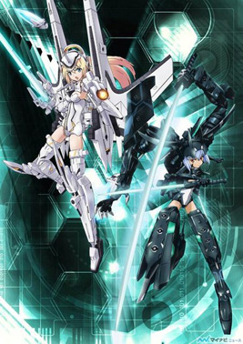 © Konami Digital Entertainment / Busou Shinki Committee