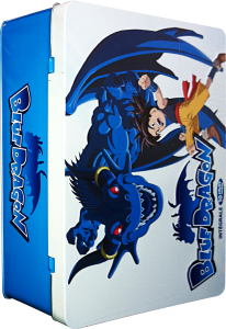 "© BLUE DRAGON PROJECTTV TOKYO. Based on the Xbox 360 Game ""BLUE DRAGON"" published by Microsoft. Xbox 360 and the Xbox logos are trademarks of the Microsoft group companies"